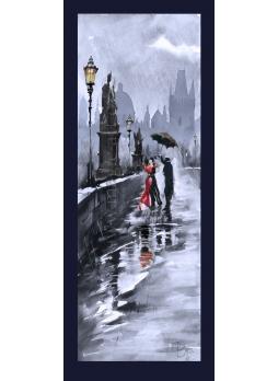 Tanec na Karlově Mostě (inspirováno Vettrianem) 2