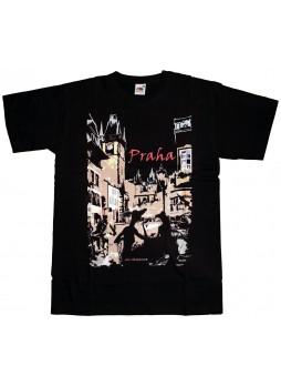 Dámské tričko Praha 01