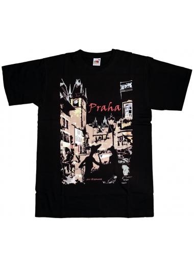 Pánské tričko Praha 01